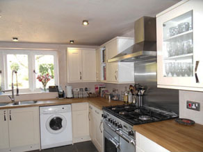 L A Shaw Builders New Build Kitchens